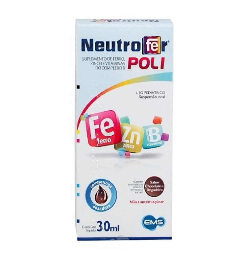 NEUTROFER POLI SUSP 30ML