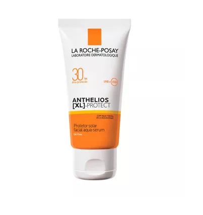 ANTHELIOS 30 XL PROTECT FACIAL 40G