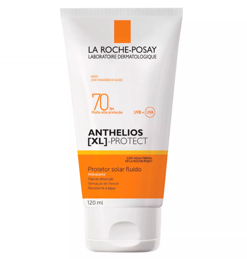 ANTHELIOS 70 XL PROTECT FLUIDO 120ML