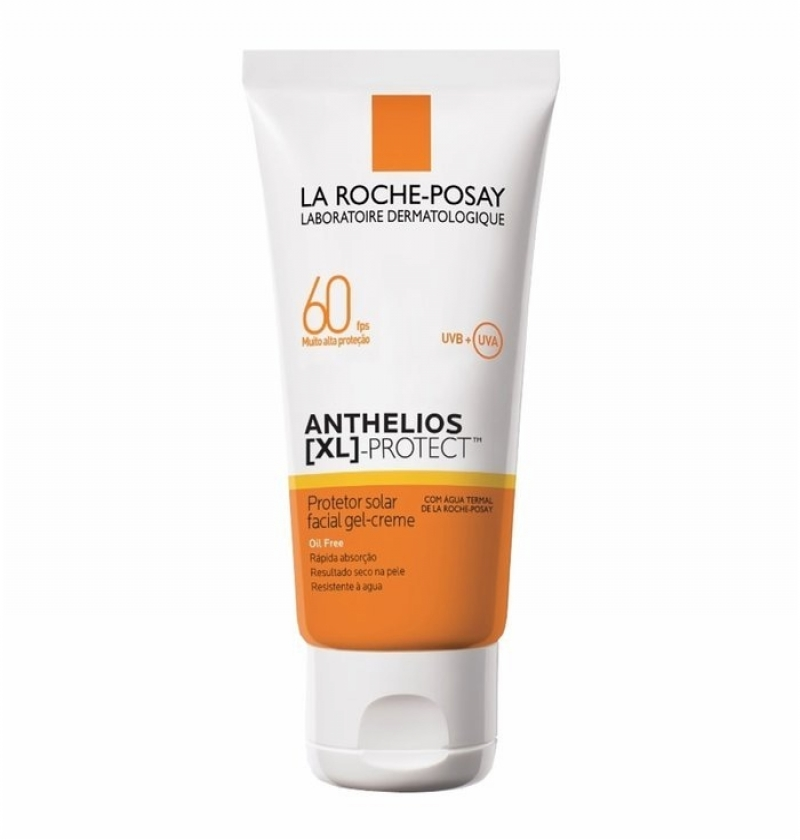 ANTHELIOS 60 AC CREME CLARA 40ML