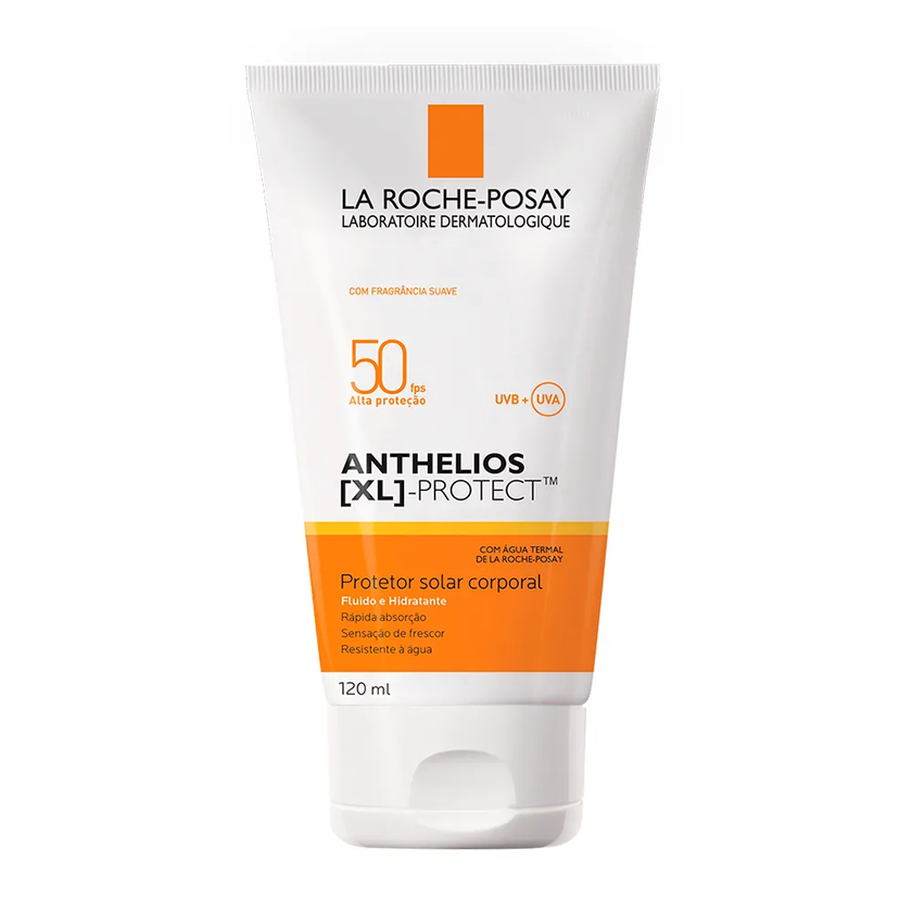 ANTHELIOS 50 XL PROTECT CORPORAL 120ML