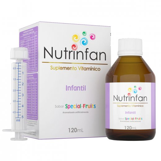 NUTRINFLAN INF SPECIAL-FRUITS 120ML