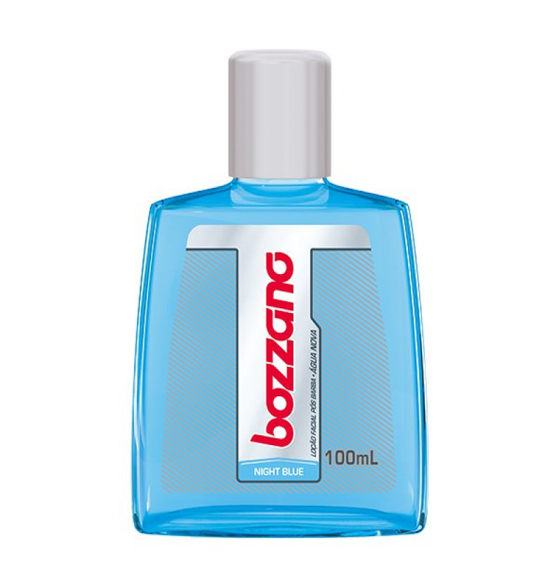 BOZZANO LOÇÃO  NIGHT BLUE 100ML