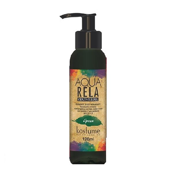KOSTUME AQUA RELA GREEN 120ML