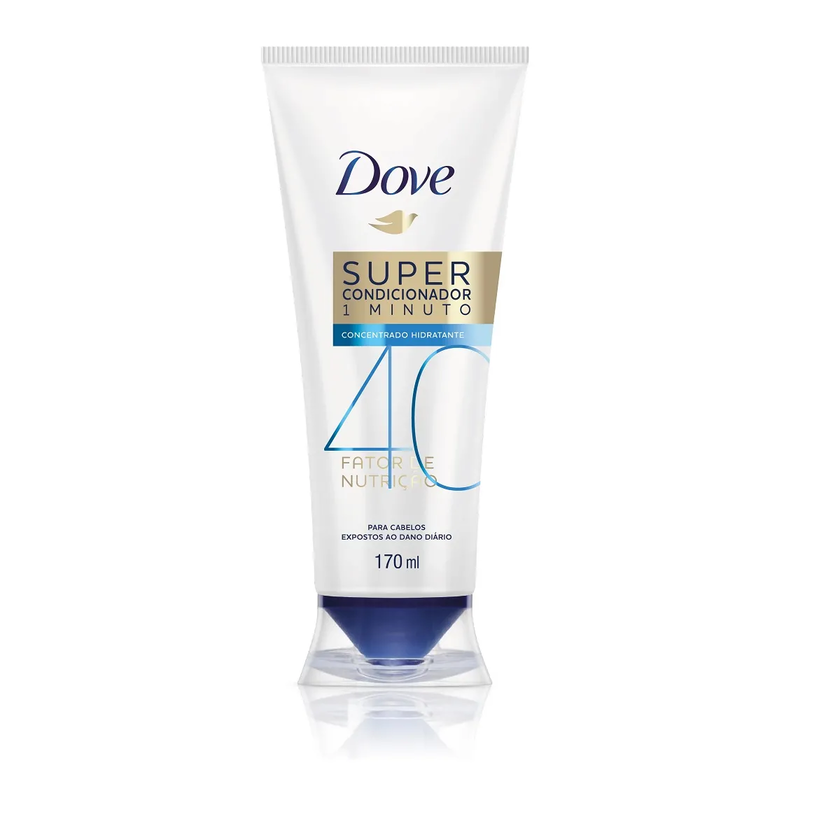 DOVE SUPER COND NUTRILÇAO 4.0 170ML