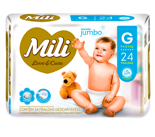 FRAL MILI LOVE CARE G C/24