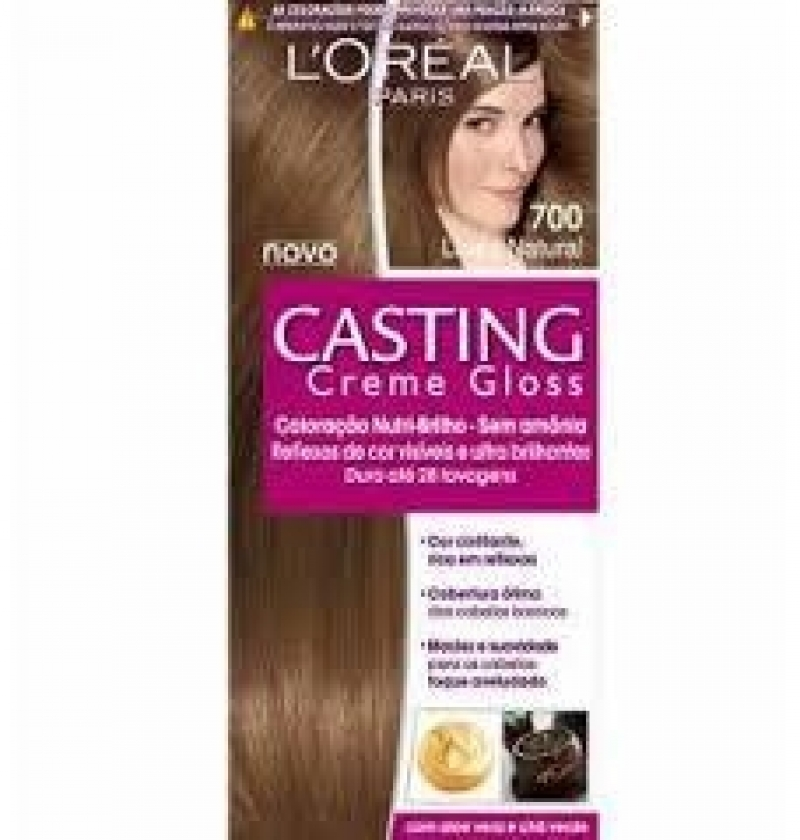 TINT CASTING GLOSS  700 LOURO NATURAL