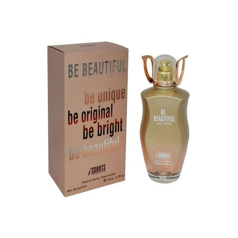 SCENTS BE BEAUTIFUL POUR FEMME 100ML PERF