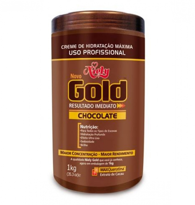 NIELY GOLD CRE CHOCOLATE 1KG