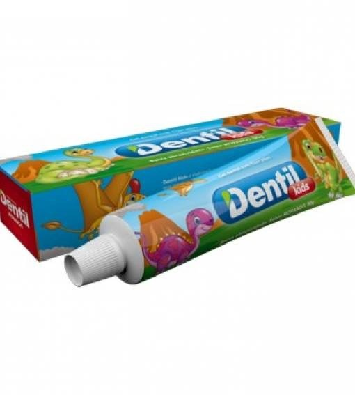 CREME DENTAL DENTIL KIDS MORANGO 50G