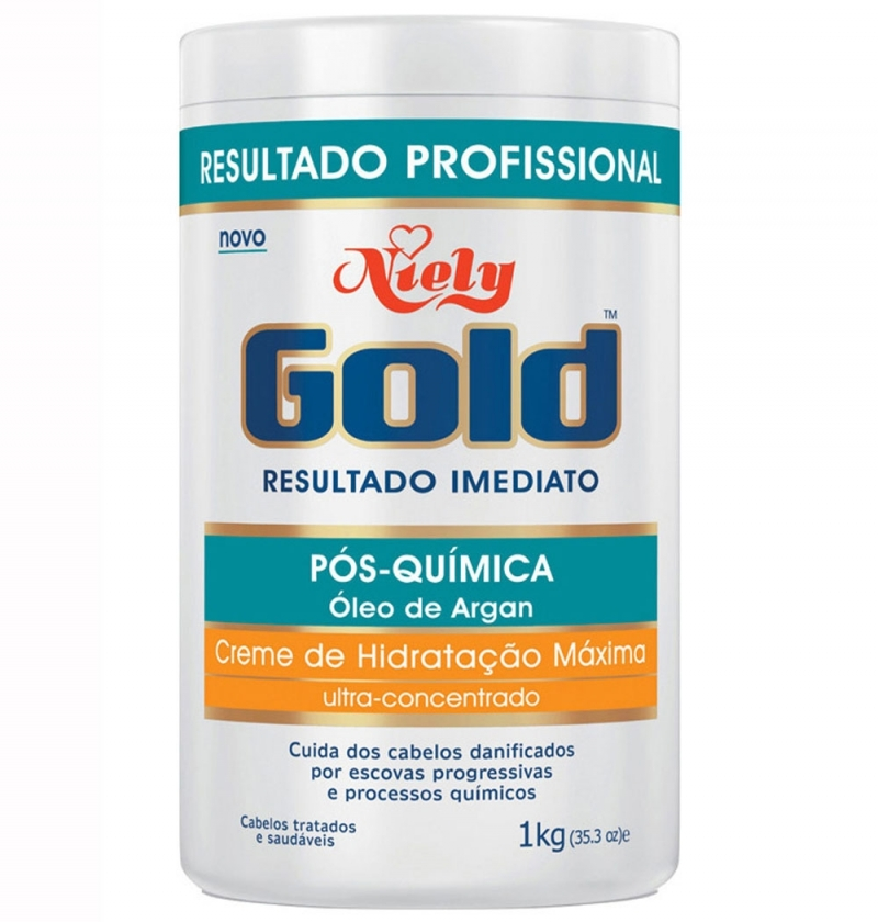 NIELY GOLD CRE POS-QUIMICA 1KG