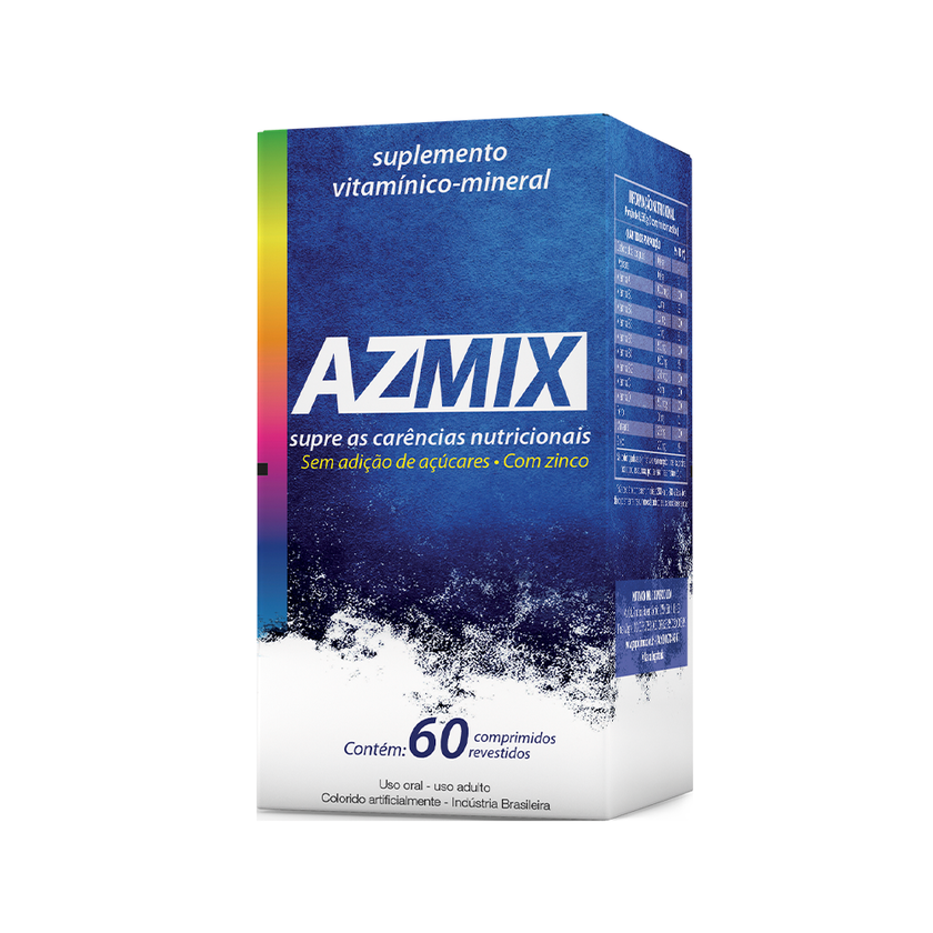 AZMIX CIMED C/60 DRAG