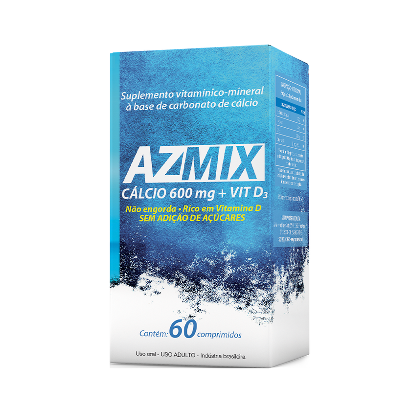 AZMIX CALCIO CIMED C/60 DRAG