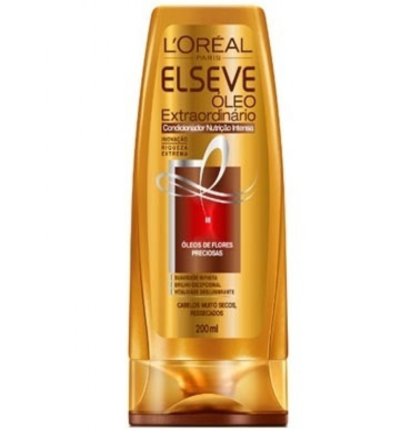 COND ELSEVE OLEO EXTR NUTRICAO INT 200ML