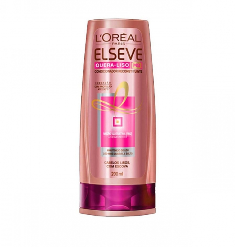 COND ELSEVE QUERA-LISO RECONS 200ML