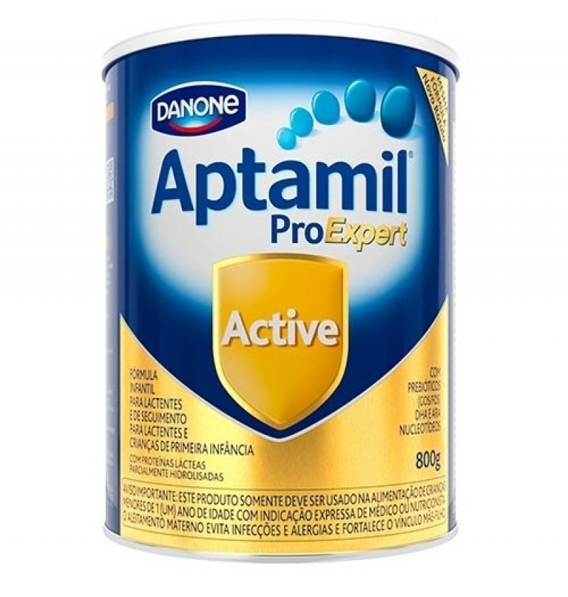 APTAMIL ACTIVE LEITE 800G