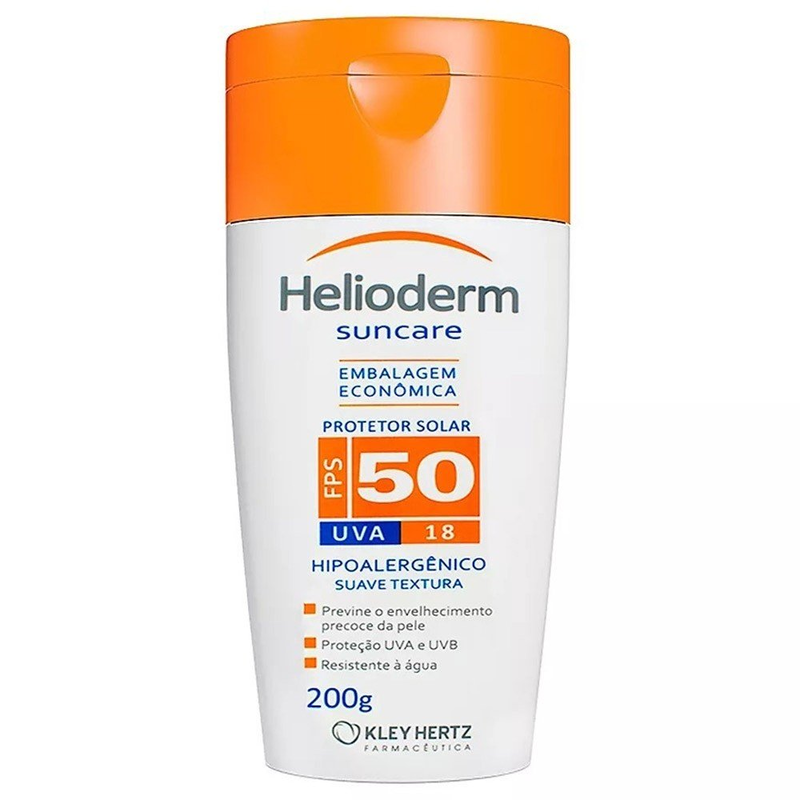 HELIODERM FPS50 200G
