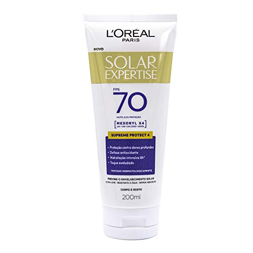 LOREAL PROT SOL EXPERTISE FPS 70 200ML