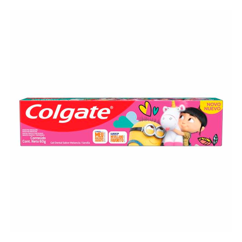 CREME DENTAL COLGATE KIDS SMILES AGNES 60G